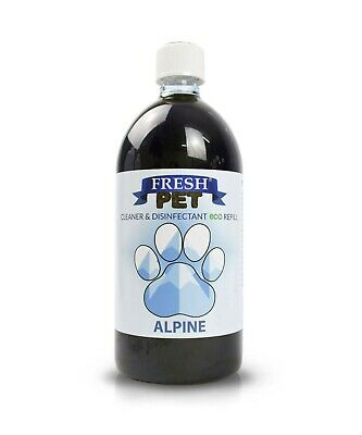 FRESH PET eco-Refill 25L - Kennel Cleaner - ALPINE