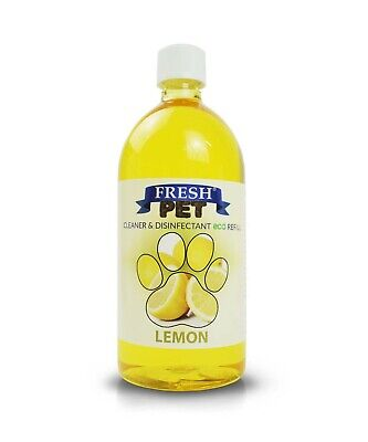 FRESH PET eco-Refill 25L - Kennel Cleaner - LEMON