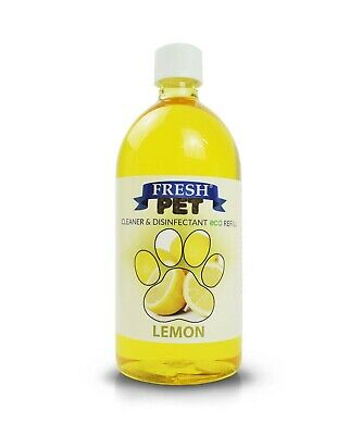 FRESH PET eco-Refill 25L - Kennel Disinfectant | Cleaner | LEMON