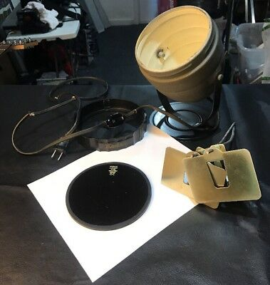 Vintage Kodak Safelight Dark Room Light