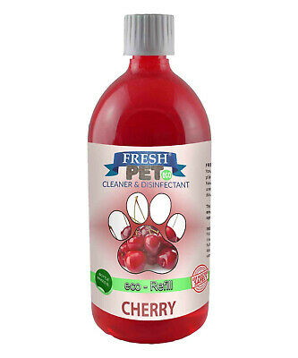 FRESH PET eco-Refill 25L - Kennel Cleaner - CHERRY