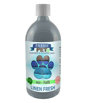 FRESH PET eco-Refill 25L - Kennel Cleaner - LINEN FRESH