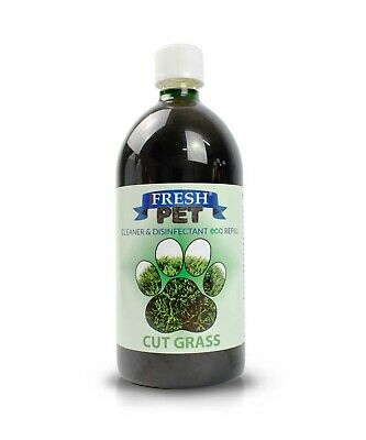 FRESH PET eco-Refill 25L - Kennel Disinfectant | Cleaner | CUT GRASS