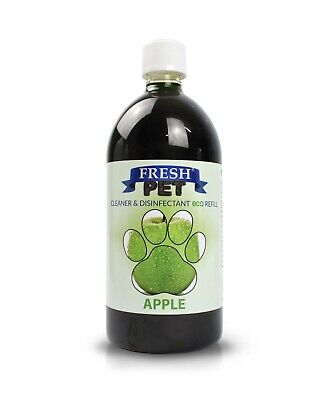 FRESH PET eco-Refill 25L - Kennel Cleaner - APPLE