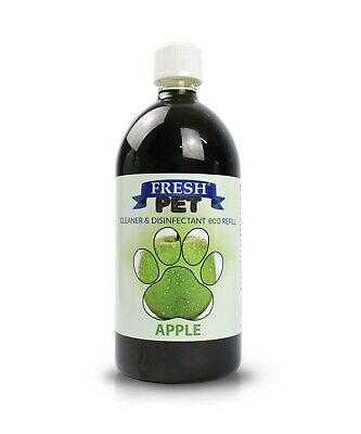 FRESH PET eco-Refill 25L - Kennel Disinfectant | Cleaner | APPLE PIE
