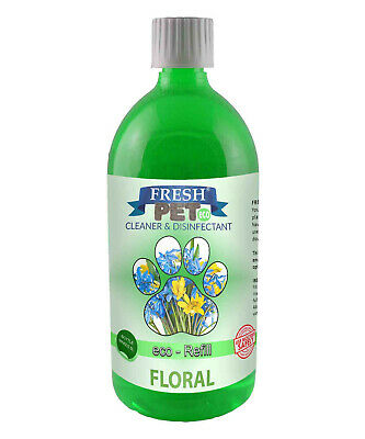 FRESH PET eco-Refill 25L - Kennel Cleaner - FLORAL