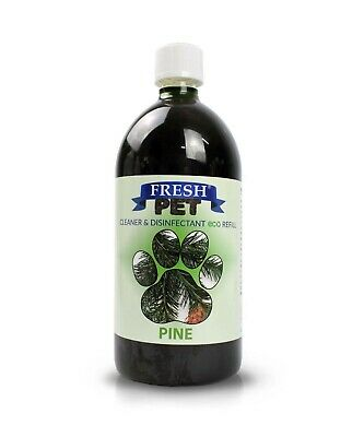 FRESH PET eco-Refill 25L - Kennel Disinfectant | Cleaner | PINE