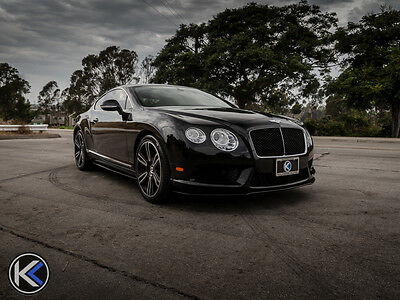 2015 Bentley Continental GT V8 S 2015 Bentley Continental GT V8 S Coupe Loaded 228K MSRP Naim Stereo Not W12