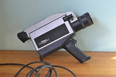 Vintage National Video recorder tape recorder movie recorder camera PT3