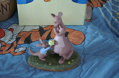 Pooh and Friends collection Kanga and Roo with box