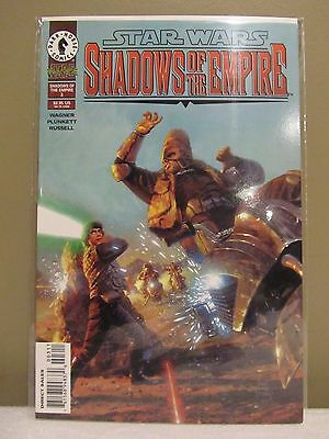 Star Wars Comic Book Shadows of the Empire #3