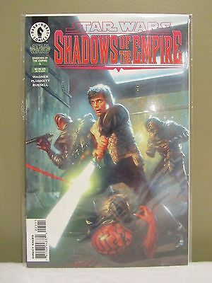 Star Wars Comic Book Shadows of the Empire #5