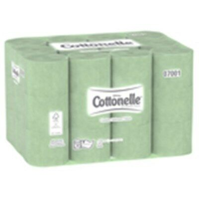 Executive Restrooms.  KIM 07001 Cottonelle Kleenex Coreless Toilet Paper (36rl)