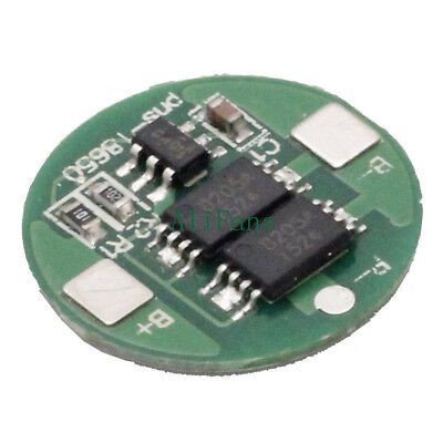 10PCS Dual MOS Battery Protection Board for 18650 Lithium Battery