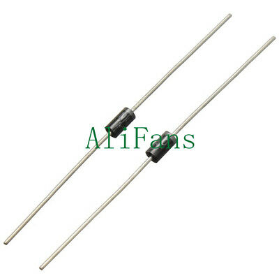500PCS 1N4001 IN4001 DO-41 1A 50V Rectifier Diodes