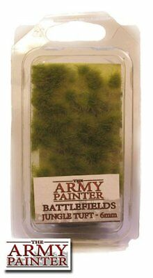 The Army Painter Battlefields Jungle Tuft 6mm (v6I)