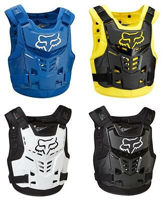 Fox Racing Proframe LC Chest Protector Motocross Off Road Dirt Bike 13577