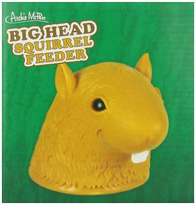 Big Head Squirrel Feeder (U4v)