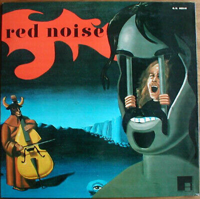 Red Noise Sarcelles Locheres vinyl LP  NEW/SEALED