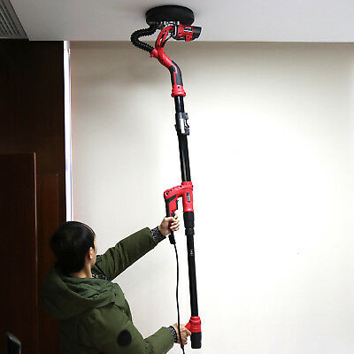 Drywall Sander 600W Commercial Electric Adjustable Variable Speed Sanding Pad