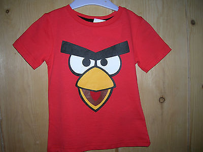 T-Shirt Angry Birds for Boy 1,5-2years H&M
