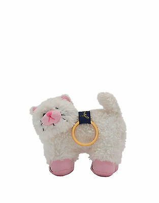 Joules Character Keyring - Cat