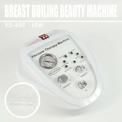 HOT! Vacuum Massage Therapy Body Shaping Breast Builing Beauty Machine