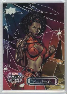 2016 Upper Deck Marvel Gems #22 Misty Knight Non-Sports Card 0c3