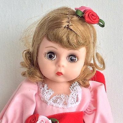 """1990 Madame Alexander 8"""" *With Love*"""