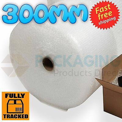 300mm House Moving Small Roll Bubble Wrap Packing Parcel Home House Move