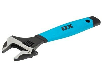 "Ox Tools P324508 Pro Adjustable Wrench 8"" / 200mm"