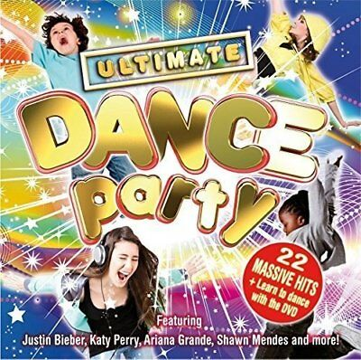 Various / Ultimate Dance Party 2016 *NEW* CD