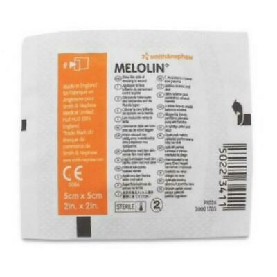 Melolin Wound Dressing 5cm x 5cm - Pack of 50
