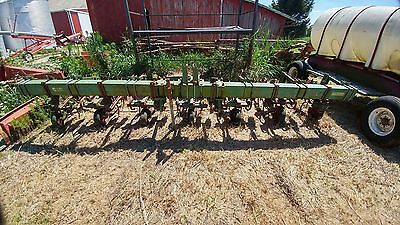 "Imperial 6 row 30"" row crop cultivator. Good condition"