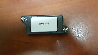 C2960S-BLANK 3rd Party Compatible Cisco Blank Module Slot Cover - NEW