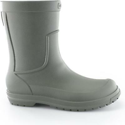 CROCS ALLCAST RAIN BOOT Mens Croslite Wellington Waterproof