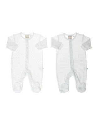 NEW Marquise 2 Pack Stud Suit Grey