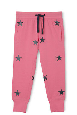 NEW Eve's Sister Star Pant Pink