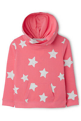 NEW Eve's Sister Star Hoody Coral