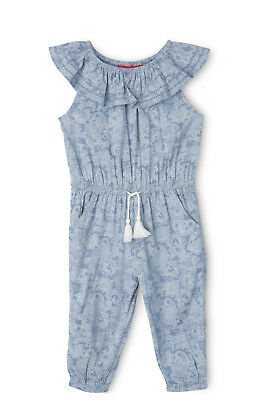 NEW Sprout Woven Jumpsuit White