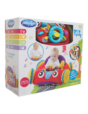 NEW Playgro Toy Car Assorted