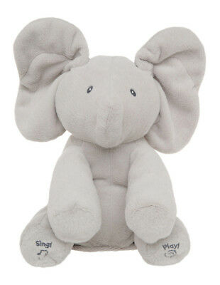 NEW Gund Peek-A-Boo Elephant Assorted
