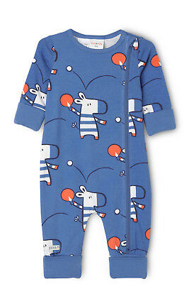 NEW Jack & Milly Harry Zip Coverall Blue