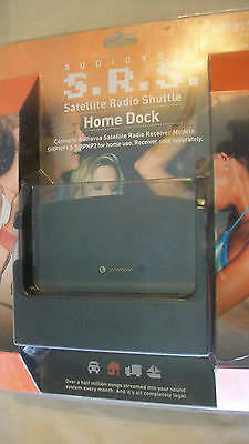 Audiovox S.r.s. Satellite Radio Shuttle Home Dock, Sirius Sirhk1, Bnip
