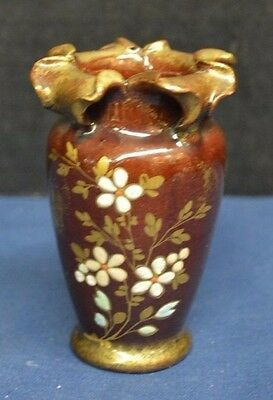Antique Small Aesthetic Movement Vase