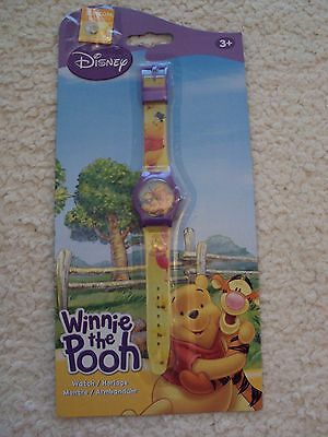 Disney Winnie the Pooh Childrens Watch with new battery