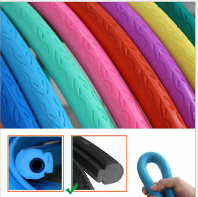 Bicycle Cycling Solid Tire 700Cx23 Road Bike Tubeless Vacuum Tyre Fixed 6colors