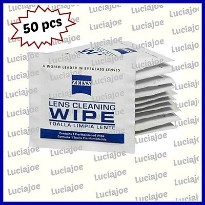 50 pc zeiss pre-moistened lens wipes, Camera & Photo Lens computer screens cell.