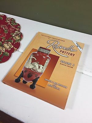 Roseville Pottery Collectors Identification Guide Volume 2, Reference Book 2003