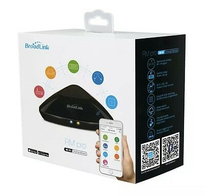Genuine Broadlink RM-Pro Intelligent Wi-Fi IR / RF Remote Controller (AU stock)